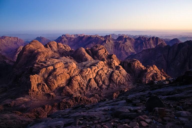 Discovering Mount Sinai Peninsula- Egypt